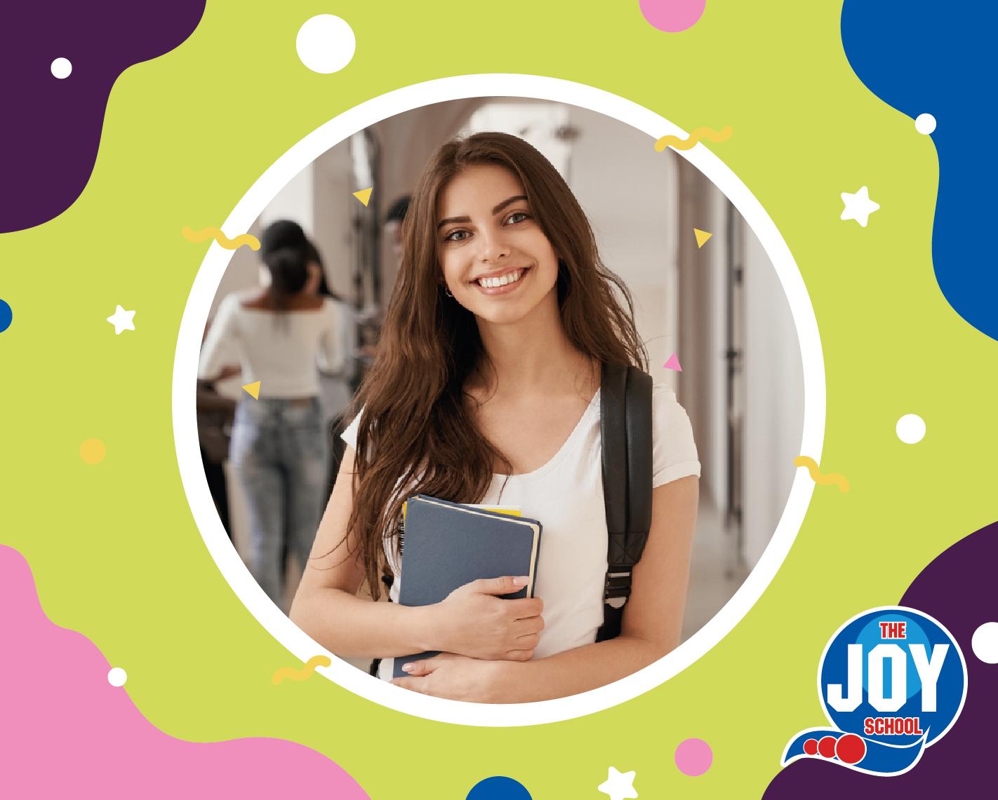 The Joy - Estudo Logo