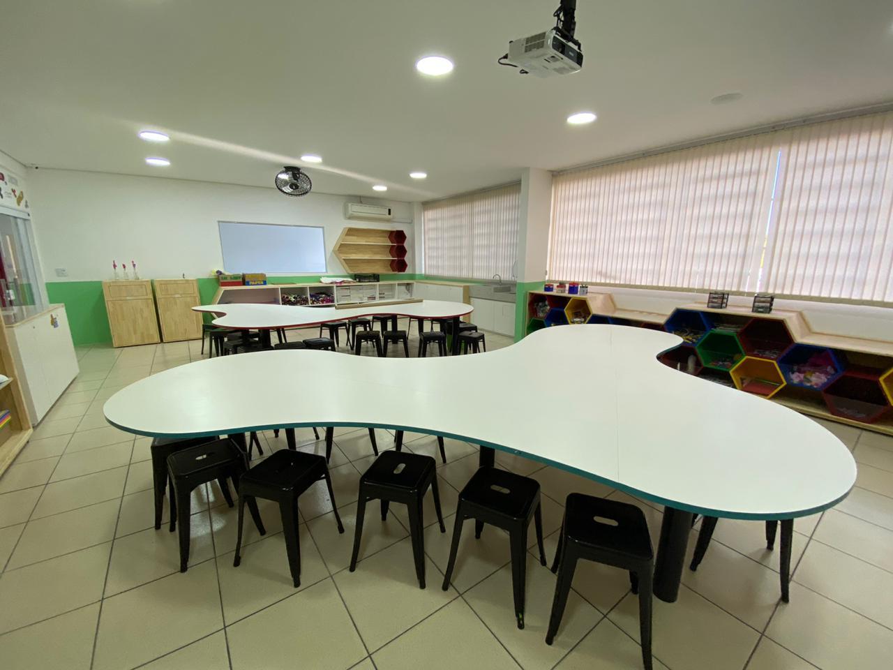 The Joy - Sala de aula