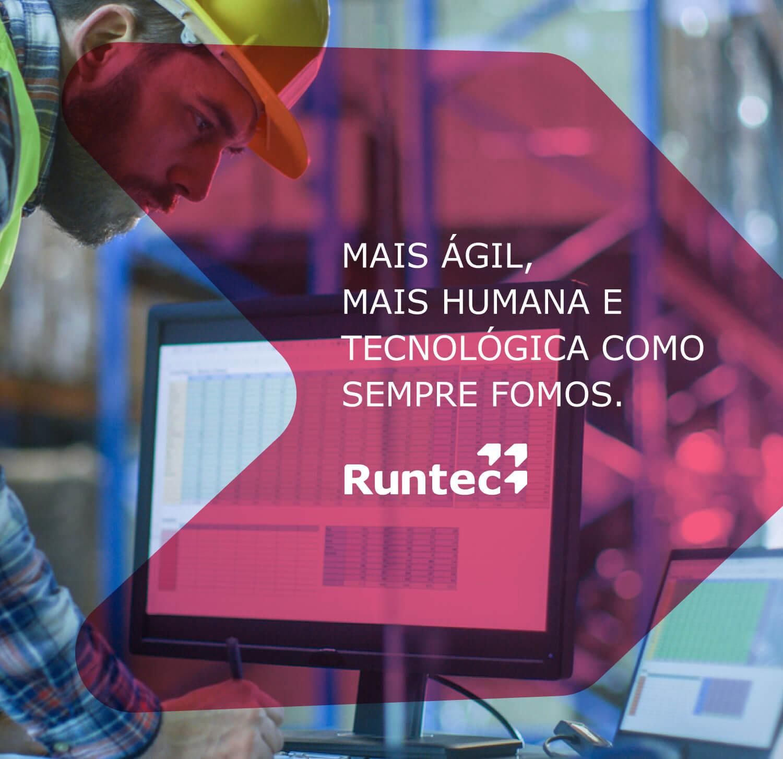 Case Runtec - O rebranding para uma marca